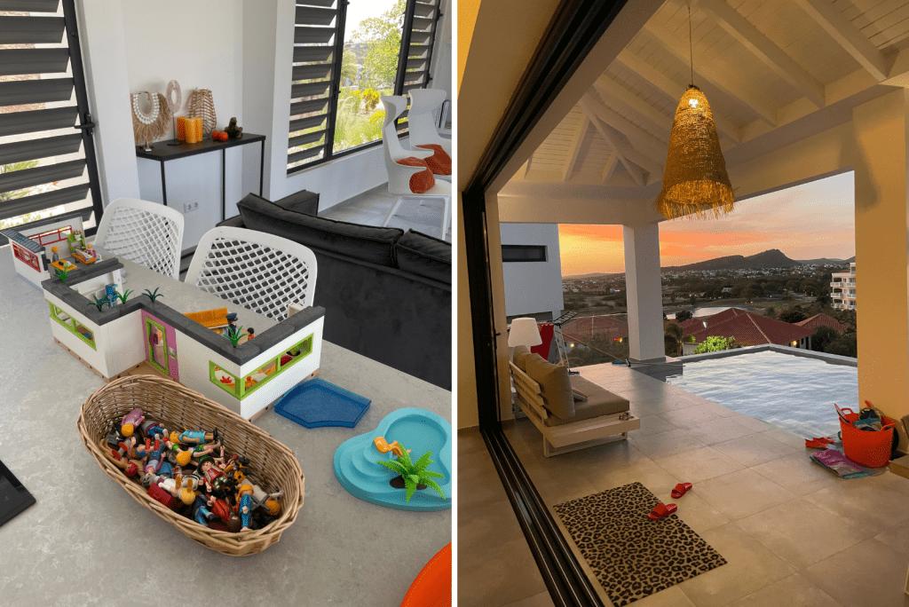 Wonen op Curacao: ons huis