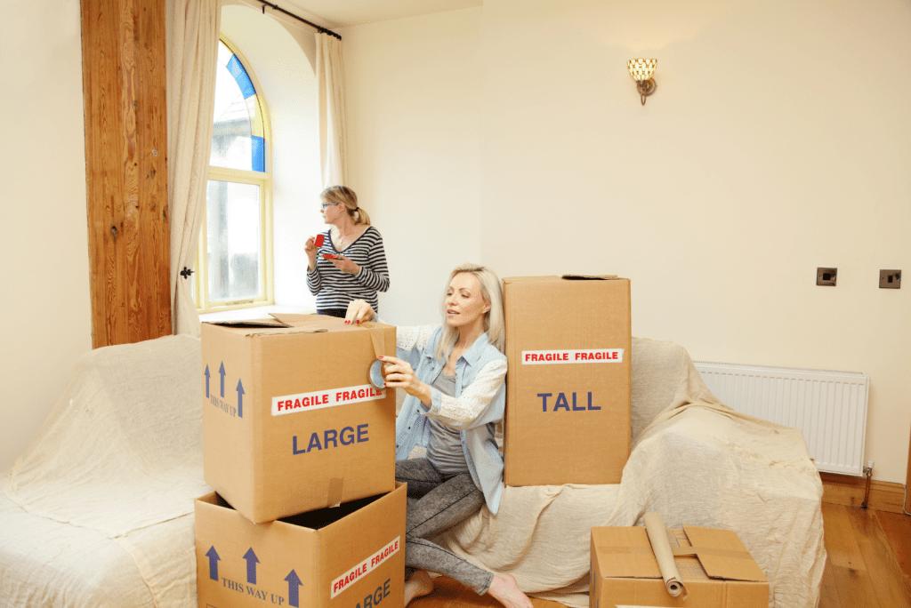 Alleenstaande moeder en een woning vinden tips