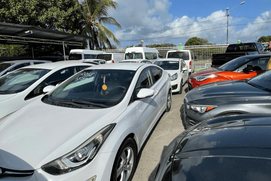 Auto kopen op Curacao
