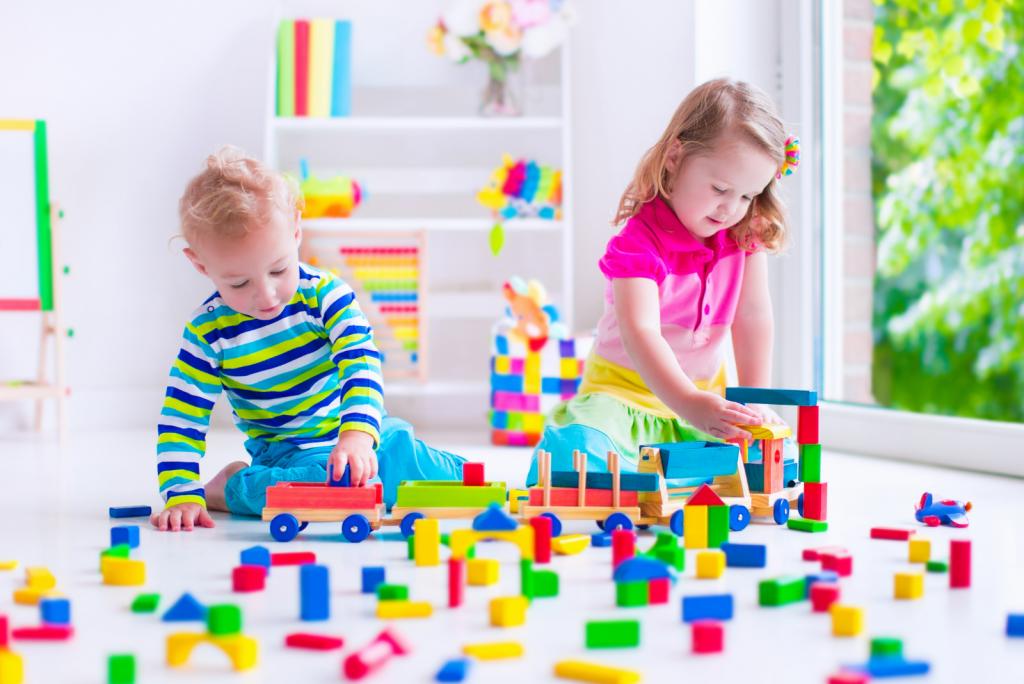 10 voordelen van de kinderopvang