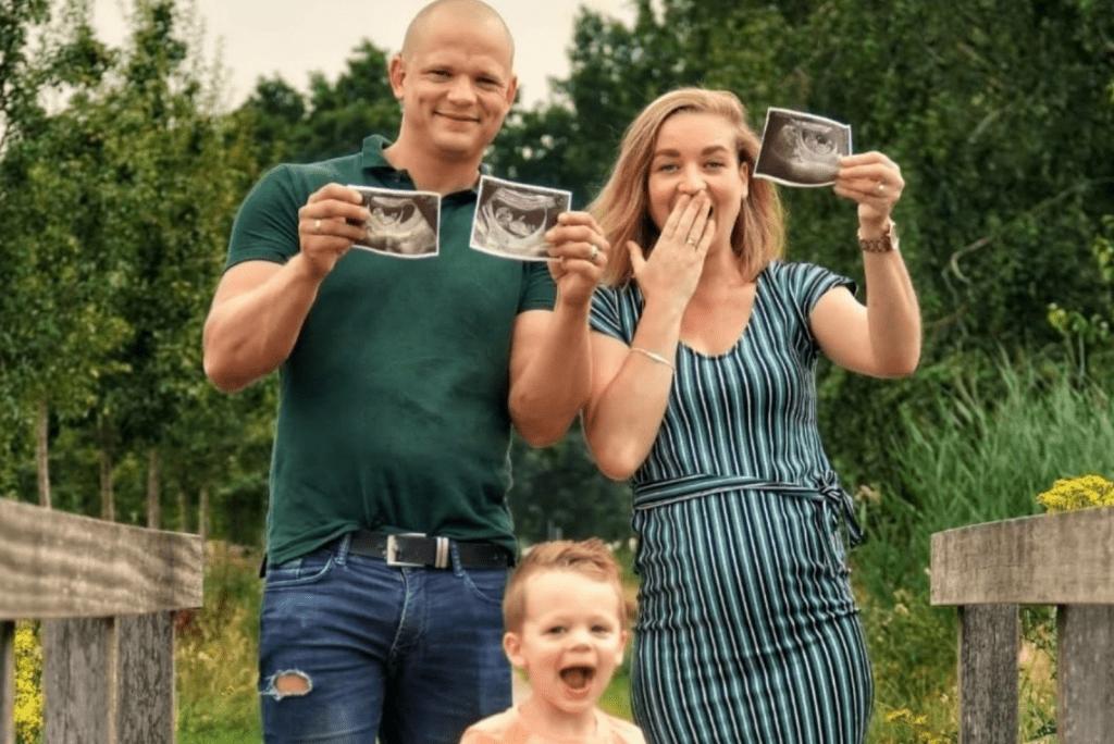 Drieling zwangerschap: van 1 naar 4 kinderen!