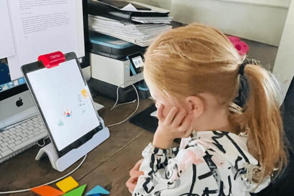 Educatieve spelletjes iPad tip: De Osmo Genius kit