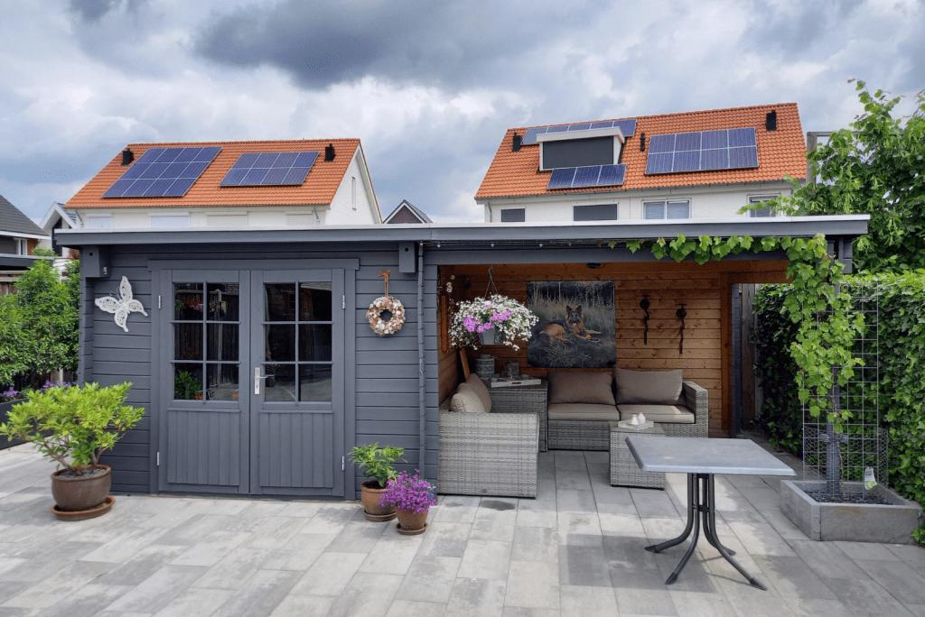 Je tuinhuis verven: een leuk zomers klusje en zo klaar!