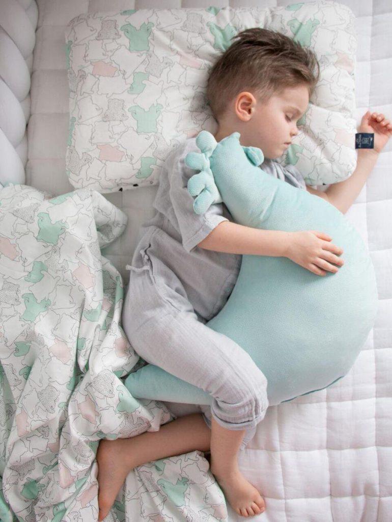 Kraamcadeau zwangerschapskussen