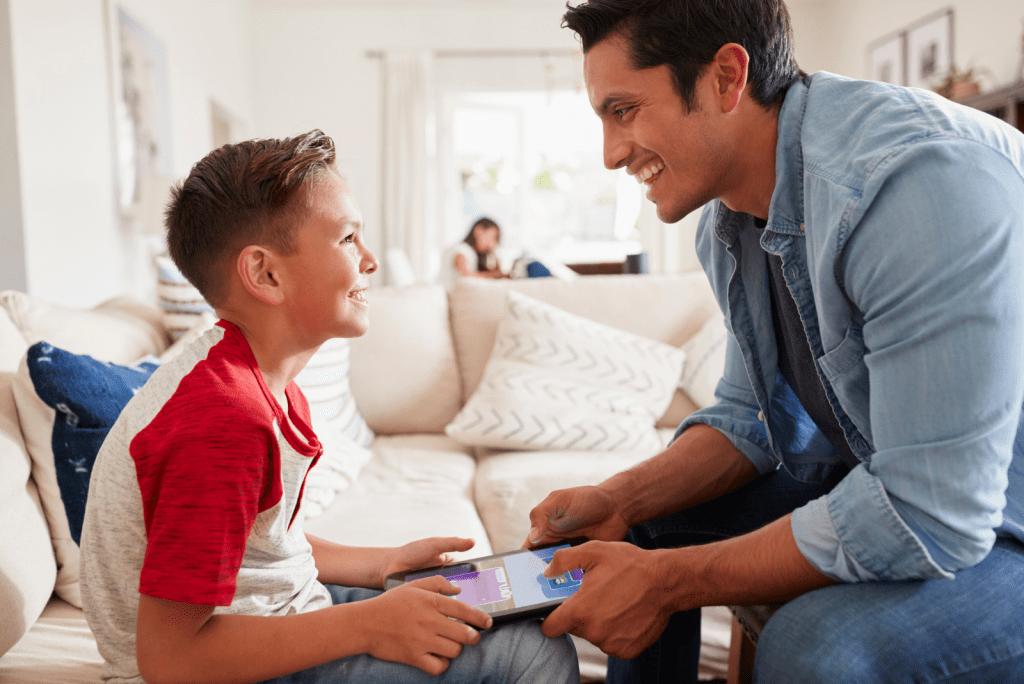 Welke rechten heeft een alleenstaande vader?