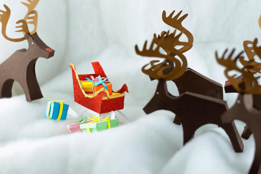 Leuke kerststallen voor kinderen: zelf knutselen