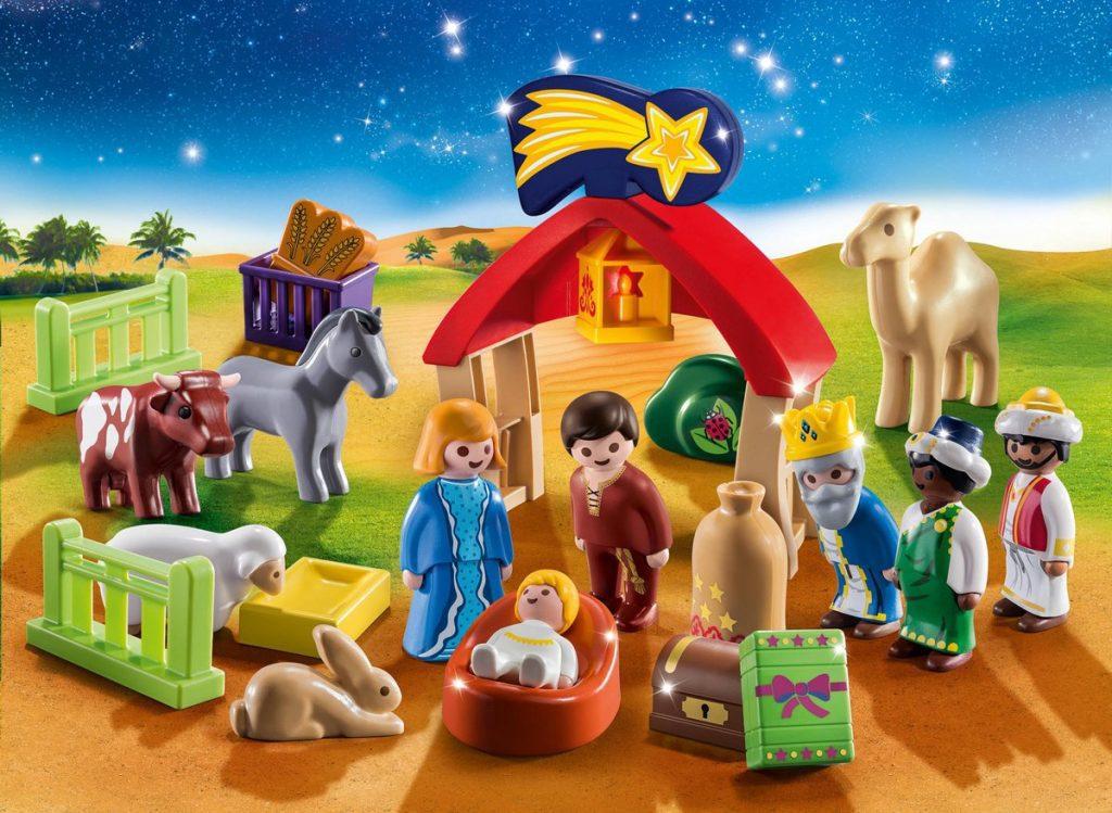Playmobil Kerststal