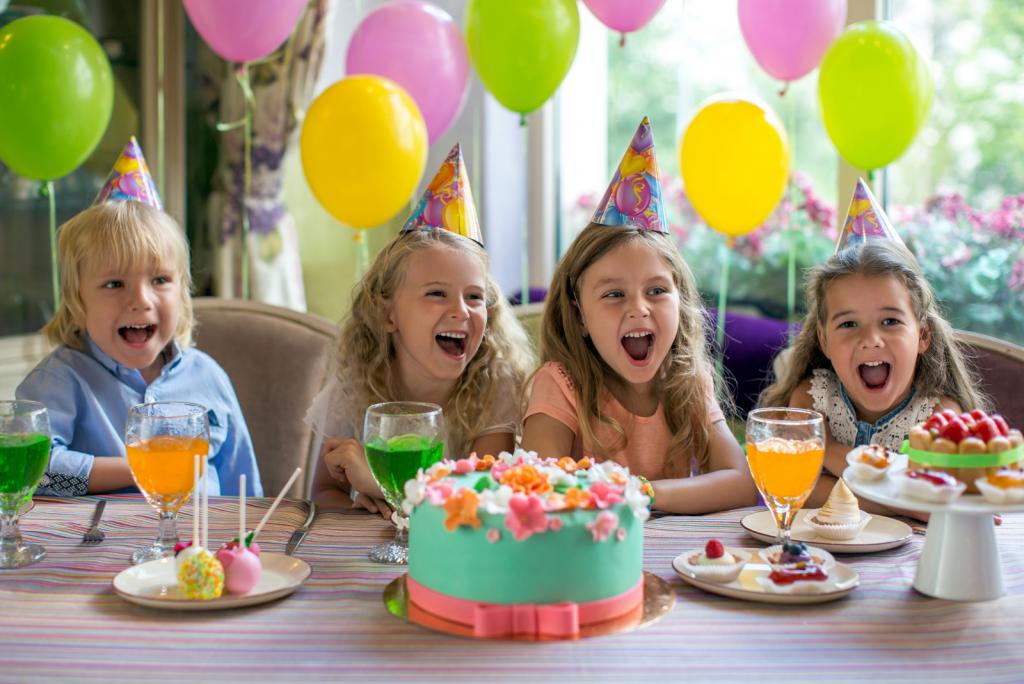 Wat kun je doen met kinderfeestjes thuis?